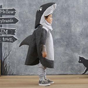 Pottery Barn Kids Shark Costume 🦈